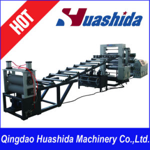 PP/PS/PE/ABS/PVC Sheet Extruder Extrusion Machinery pictures & photos