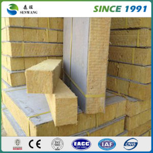 Over 26 Years Experience Corrugated Rock Wool Sandwich Panel pictures & photos