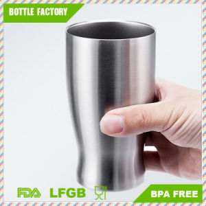 Double Wall Vacuum Stainless Steel Tumbler, Insulated Tumbler Cup, Keeps Cold or Hot, 12 Oz pictures & photos