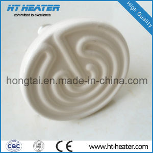White Infrared Ceramic Bulb Heater pictures & photos