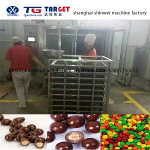 Qdtj1500 Chocolate Coating and Polishing Belt Machine pictures & photos