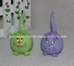 Polystone/Resin/Polyresin Cartoon Cat Gifts, Cartoon Souvenir Crafts pictures & photos