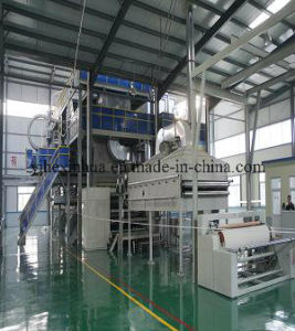 2400mm Ss Non Woven Fabric Making Production Line pictures & photos