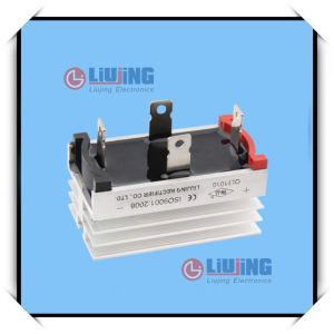 Single-Phase Bridge Rectifier Qlf10A pictures & photos