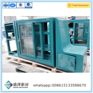 Fiberglass FRP GRP Display Cabinets for Outdoor pictures & photos