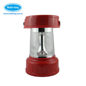 Double Panel LED Solar Indoor Lantern Light China Supplier