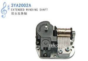 Musical Movement with Output Shaft (3YA2002A) pictures & photos