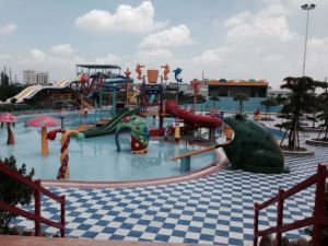Kids Water Pool with Aqua Play Equipments, Water Park Attraction pictures & photos