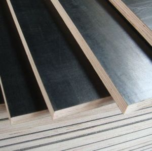 Construction Grade 18mm Brown/Black Film Faced Plywood