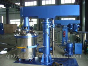SGD-30/15 High Viscosity Liquid Paste Mixer