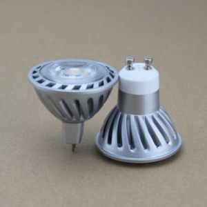 MR16/GU10 LED Spotlight 3W 4W 5W pictures & photos