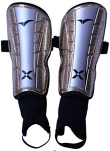 Qh-314 EVA PVC Football Shin Guard