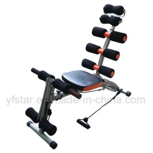 Multifunction Indoor Whole Body Exerciser Six Core, Tk-075