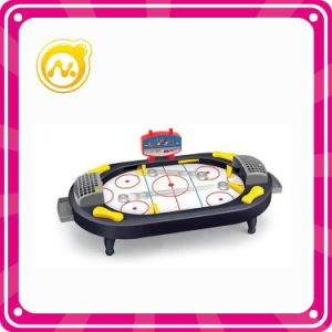 Plastic Mini Air Hockey Kids Game Toy