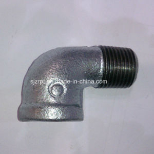 Street F&M Banded Galvanized Elbow Malleable Iron Pipe Fittings pictures & photos
