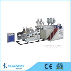Sjdc/1000-65/50 Double-Layer Stretch Film Making Machine (Casting Film Extruder) pictures & photos