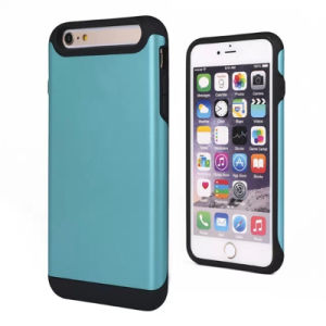 2015 New Design Slim Armor Combo Cell Phone Cover Case for iPhone 6