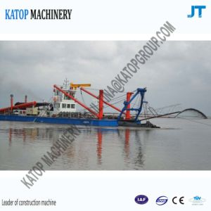18 Inch Cutter Suction Dredger for Port Dredging in India pictures & photos