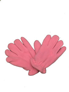 Girls Fleeces Gloves for Winter pictures & photos