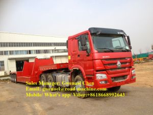 Sinotruck HOWO 10 Wheels 6X4 Tractor Truck/ Tractor Head/ Trailer Head/ Horse/ Prime Mover, 420HP, Rhd/LHD, Euro II