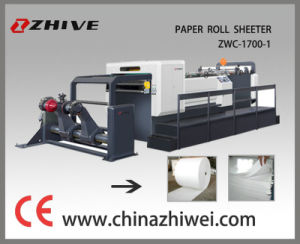 Kraft Paper Roll Cutting Machine