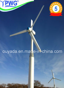 10kw Pitched Controlled Wind Power pictures & photos