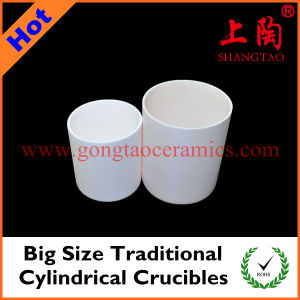 Big Size Traditional Cylindrical Crucibles pictures & photos