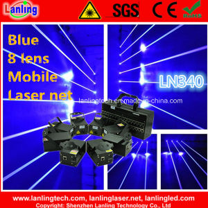 Fat-Beam Mobilelaser Net/Curtain for Concert Stage Lighting pictures & photos