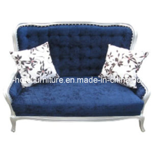Silver-Leaf Classical Sofa pictures & photos