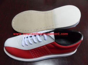 PU Bowling Shoes pictures & photos