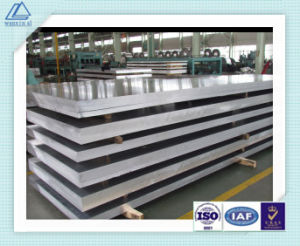 Mill Finished Aluminum Plate for Mould/Marine/Deck/Vehicle/Aerospace