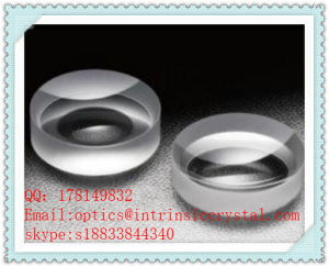 27mm F/L X 22.5mm Diameter UV Fused Silica Bi-Convex Lens pictures & photos