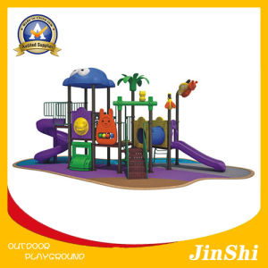 Animal World Series Children Outdoor Playground, Plastic Slide, Amusement Park GS TUV (DW-005) pictures & photos