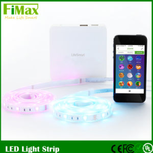 Smart Home Product LED Light Strip APP Color Control