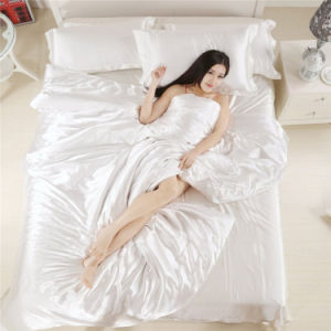 New Style Mulberry Silk Bed Sheet