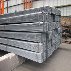 China Wholesale Q235 Ss400 Mild Galvanized Steel Angle Sizes pictures & photos