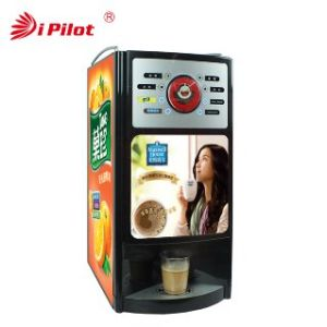 Smart Instant Coffee Machine Table Top Machine Gaia 3s pictures & photos