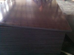 Translucent Film Faced Plywood pictures & photos