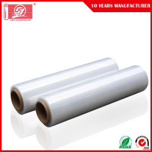 Ultraslim Clear Jumbo Wrap Film Stretch packaging LLDPE Film 70 Gauge