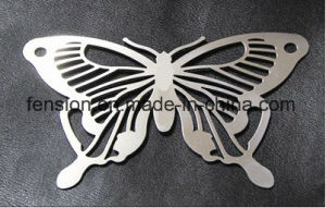 Laser Cutting of Stainless Steel Decoration