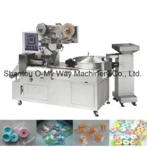 Bubble Gum Candy Pillow Type Packaging Machine pictures & photos