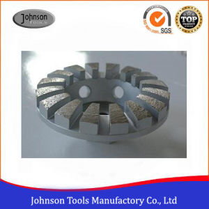 100mm Diamond Wheel with Arc Segment for Stone pictures & photos