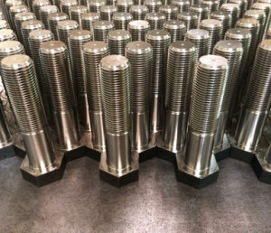 High Performance and Moderate Price Grade2 DIN Titanium Fasteners pictures & photos