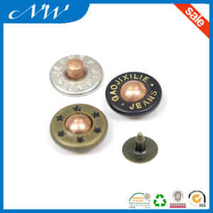 Fashion Special Design for Metal Rivet for Jeans