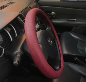 Soft Silicone Steering Wheel Cover Shell