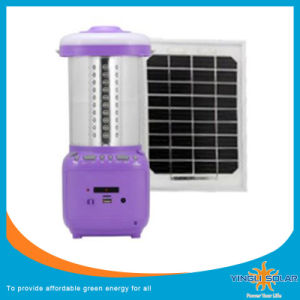 Portable Solar Powered Camping Lantern Outdoor LED Light Solar Lantern pictures & photos