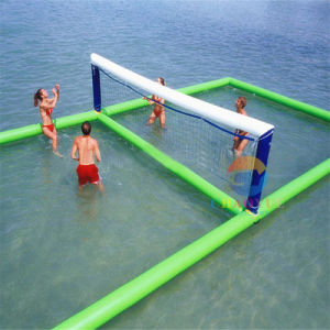 Water Volleyball Field, Water Sports Volleyball Court Toys for Beach pictures & photos