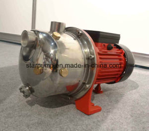 0.5HP Stainless Housing Booster Jet Water Pump