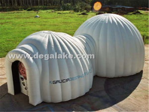New Style Inflatable Shell Tent for Advertising/for Event