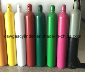 Seamless Steel Carbon Dioxide Gas Cylinder CO2 Cylinder pictures & photos